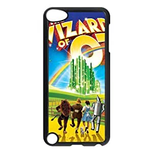 Beautiful Customized iPod 5 Case Hard Plastic Material Cover Skin For iPod iTouch 5th - The Wizard of Oz