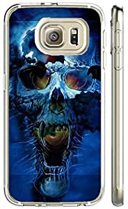 S6 case-NBcase Gas Mask Hard PC cell phone case for samsung galaxy S6