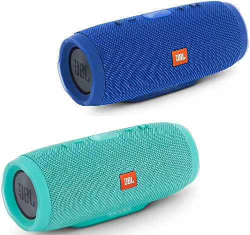 jbl-charge-3-waterproof-portable-bluetooth-speaker-pair-blue-teal