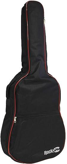 Guitarra acústica RockJam acolchado bolso con la manija de ...