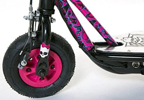Amazon.com: Monster High Girl s patinete eléctrico, color ...