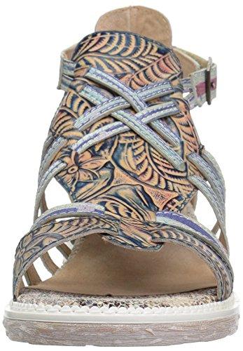 Step Tashina L'Artiste by Denim Sandals Spring Blue Women's aBEBr