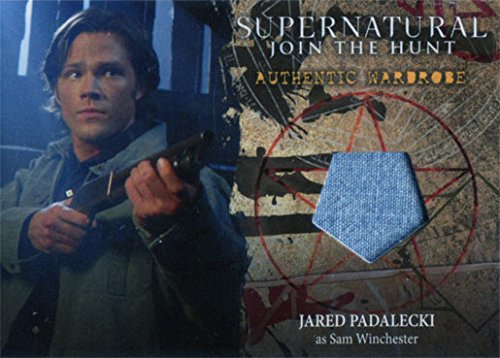 - Supernatural Seasons 4 to 6 Costume Wardrobe M12 Jared Padalecki as Sam