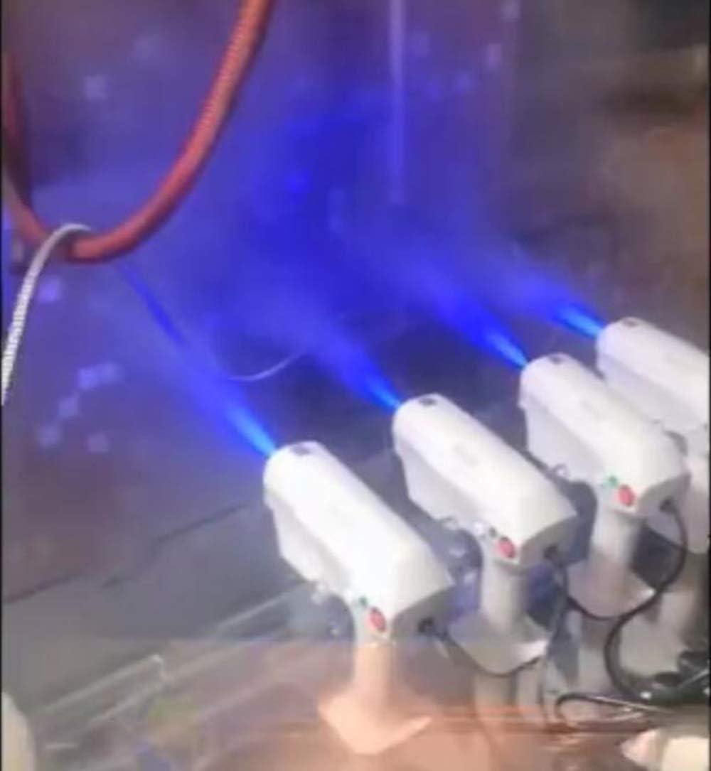 Ambiente Disinfezione purificatore dAria MZYKA 1200W Nano Handheld atomizzazione Elettrico Pistola a spruzzo per la casa Auto Ufficio la rimozione di sterilizzazione Deodorante Formaldeide