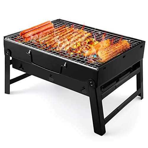 This table top grill is so cute and useful