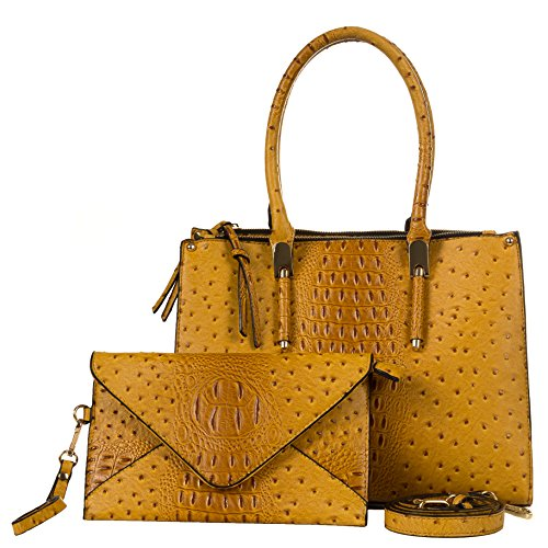Leather Fashion Designer Handbags - 9