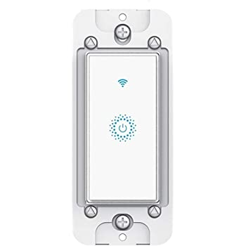 Smart wifi switch wireless smartphone remote control wall - Control lights with smartphone ...
