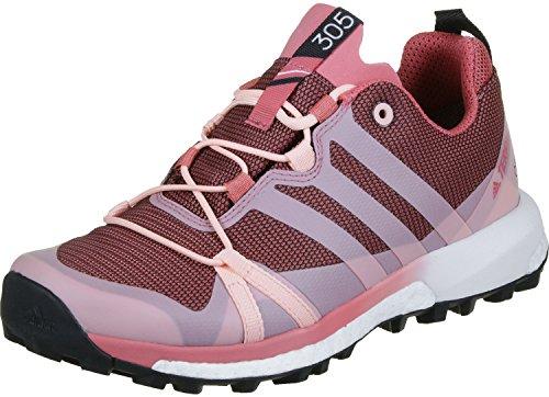 Adidas Terrex Agravic GTX W, Scarpe Da Escursionismo Donna, Rosa (Rostac/Corneb/Ftwbla), 38 EU