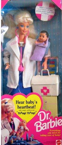 Dr. Barbie Doll w Baby Doll (1993)