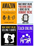 HOME BASED BUSINESS BOOKS (4 in 1 bundle #2): Quit Your Day Job & Start Your Own Business Today!