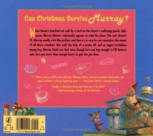 How Murray Saved Christmas: Mike Reiss, David Catrow ...
