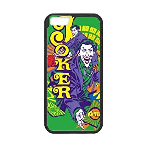 iPhone 6 Plus 5.5 Inch Cell Phone Case Black Choose a Card The Joker Fpgvy