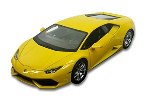 Amazon Com Lamborghini Huracan Lp610 4 Yellow Maisto 31509 1