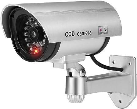Überwachungskamera Attrappe 204828 Für Innen Außen 9s763ieay Baumarkt