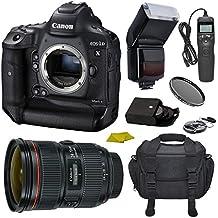 Canon EOS-1DX Mark II DSLR Camera Bundle (International Version) No Warranty