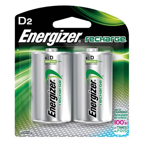 Energizer Recharge Batteries Pack