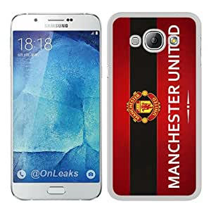 Manchester United 9 White Special Custom Picture Design Samsung Galaxy A8 Phone Case