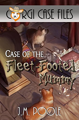 Case Fleet Footed Mummy Corgi Files ebook product image
