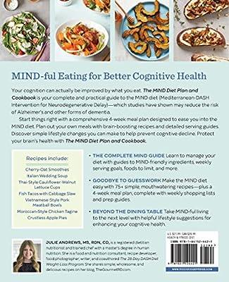 simple mind diet plan