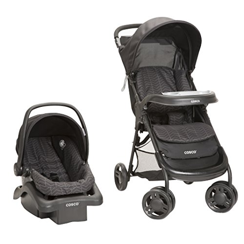 All In One Car Seat Stroller Combo - 3
