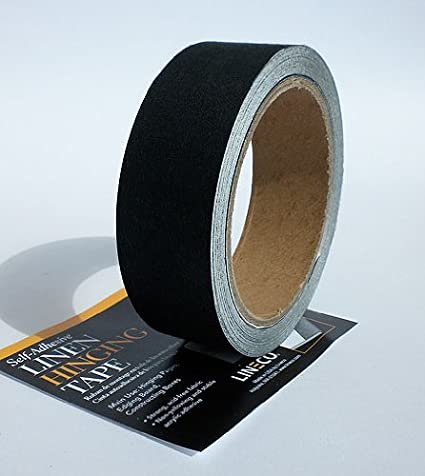 Amazon.com: Lineco Gummed Hinging Tape for Artwork Framing, Acid ...