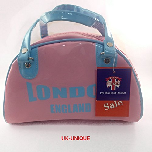 I Love bolsa para raquetas de tenis de mano de Londres