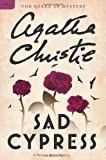 Sad Cypress, Agatha Christie, 006207394X
