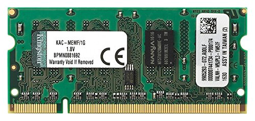 Kingston GB 667 MHz 200-pin SODIMM DDR 2 Memory Module (KAC-MEMF/1G)