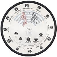 "KitchenCraft BarCraft Stainless Steel Cocktail Recipe Compass, 14 x 14 cm (5.5"" x 5.5""), White"