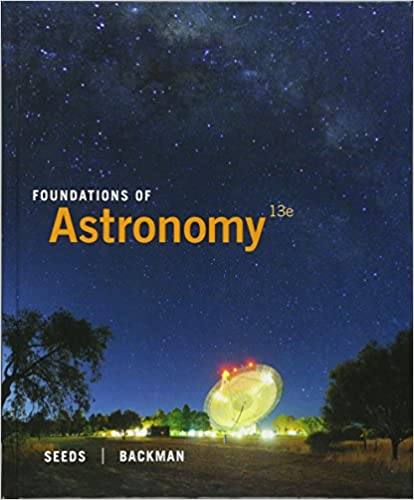 Foundations of astronomy michael a seeds dana backman foundations of astronomy 13th edition fandeluxe Choice Image