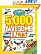 #3: 5,000 Awesome Facts (About Everything!) (National Geographic Kids)