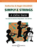 img - for Simply 4 Strings : A Celtic Suite book / textbook / text book