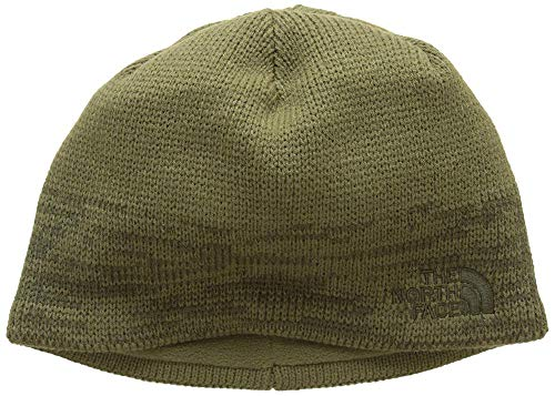 - THE NORTH FACE Bones Beanie | Burnt Olive Green / New Taupe Green Marl (AHHZ) (O/S, Burnt Olive Green / New Taupe Green Marl)