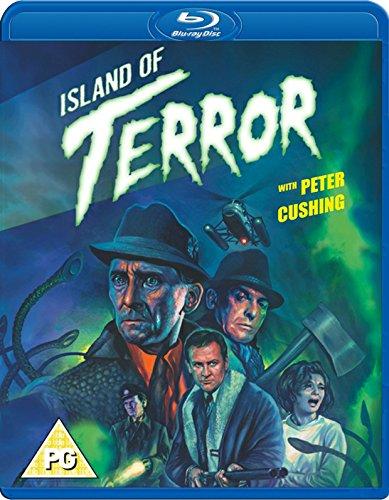 Island Of Terror Blu-ray