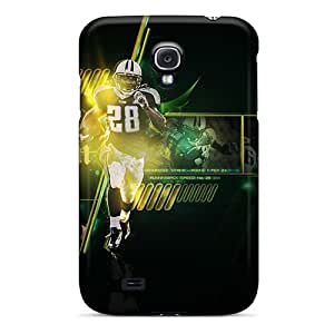Snap-on Case Designed For Galaxy S4- Tennessee Titans Graphic Artwork