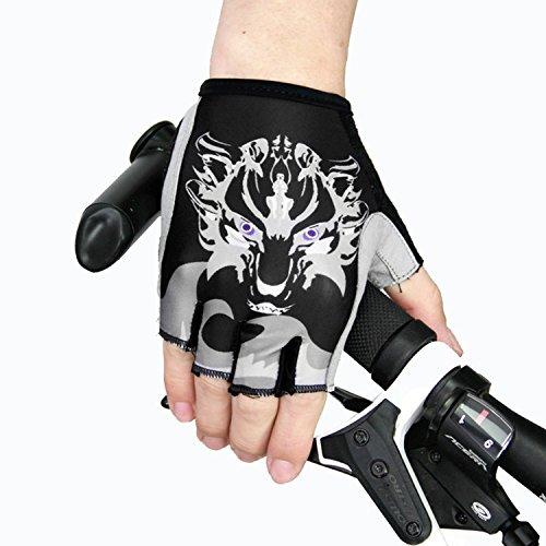 今季一番 teyxocoサイクリングアウトドアスポーツhalf-fingerジェル手袋 Large U U B01IW4FMEE B01IW4FMEE, 【大特価!!】:c696a2b7 --- arianechie.dominiotemporario.com