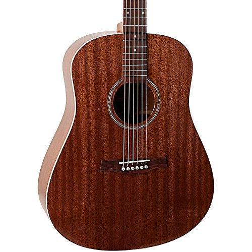 Godin 6 String Acoustic-Electric Guitar, Right Handed, Semi-Gloss Natural (38916)
