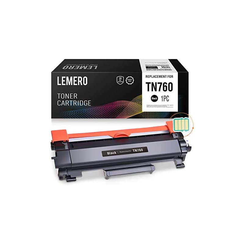 LEMERO (with IC CHIP) Compatible Brother