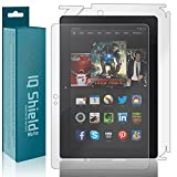 Kindle Fire HDX 8.9' Screen Protector, IQ Shield Matte Full Coverage Anti-Glare Full Body Skin + Screen Protector for Kindle Fire HDX 8.9' (SIM Card Compatible) Bubble-Free Film