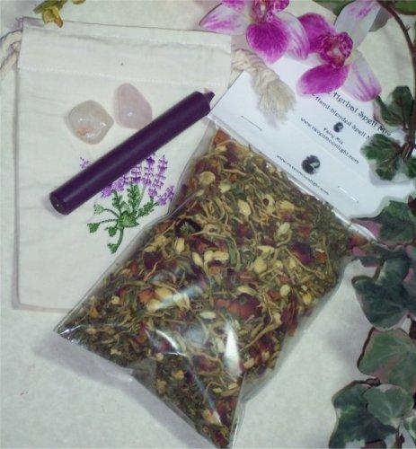 Aromatherapy Wisdom (Herbal Sachet Kit: Fertility)