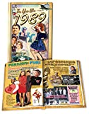 "The Year Was 1989"" Mini Book: Happy 30th Birthday or Anniversary, Hardcover – 2010"