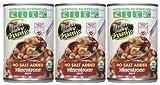 Health Valley Organic Minestrone Soup, No Salt, 15 oz, 3 pk