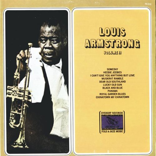 67% OFF of Special price for a limited time fixed price Louis Armstrong: 2 Vol.
