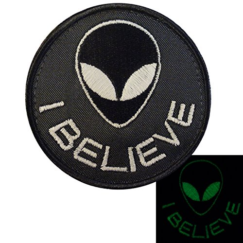 LEGEEON USAF Air Force Area 51 Alien Groom Lake Black Ops Special Projects NRO Touch Fastener Patch