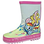 My Little Pony Girls Rubber Wellington Boots Rain Shoes