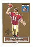 Alex Smith Kansas City Chiefs 2005 Topps Turn Back the Clock Rookie Football Card #16/22