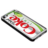 Diet Coke Lime Soda For iPhone Case (iPhone 6S plus black)