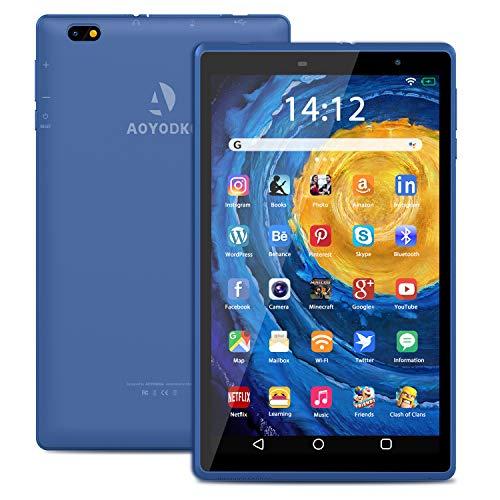 Tablet Android 10 Tablet PC 8 Inch HD Display,3GB RAM 32 GB ROM Storage,5MP Rear Camera,Quad-Core Processor,1.6Hz,WIFI…