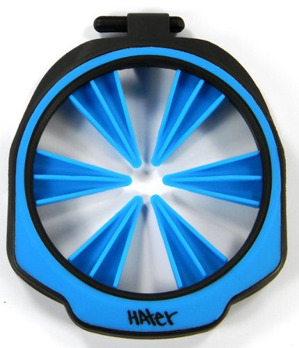 Hater Exalt Paintball Loader Feedgate - Prophecy / Z2 - Cyan / Blue by Hater