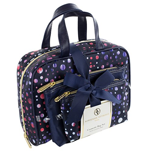 adrienne-vittadini-womens-three-piece-cosmetic-bag-set